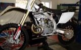 Honda CR500 mit Alurahmen 2