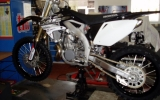 Honda CR500 mit Alurahmen 3